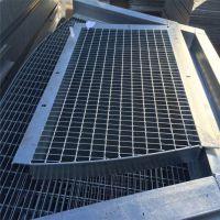 吊顶钢格板 建筑钢格板 发电厂专用踏步板