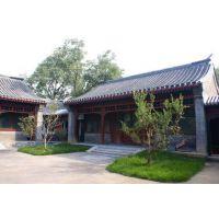 四合院花园施工-北方园林古建(在线咨询)-辽宁四合院