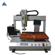 焊锡机 全自动pcb线路板焊锡机 鸿展自动焊锡机