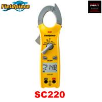 Fieldpiece SC220美国菲比斯迷你手持式数字直流微安计/钳型表