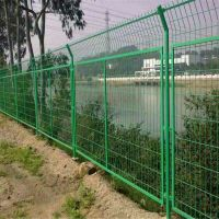 河道护栏厂家 内蒙古网围栏 安全浸塑网围栏 公路护栏