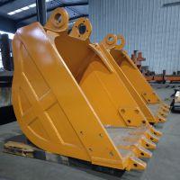 优质挖掘机铲斗生产商 斗山标准挖斗 挖机配件 可定做岩石挖斗