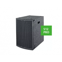 德国美高 SE S12 PRO倒相式超低音音箱