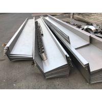 扬州九米长201不锈钢天沟加工制造,厂家直销
