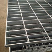 洗车房排水地沟钢格栅盖板/洗车店排水沟盖板用什么规格型号的钢格栅