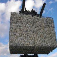 环标格宾网石笼-格宾网石笼挡墙-防腐处理镀锌格宾网石笼