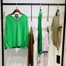 上海品牌女装经销批发宝姿毛衣时尚款外套广州进货网