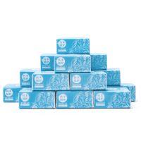 植护原木抽纸餐巾纸批发纸巾24包整箱家庭装卫生纸家用实惠面巾纸