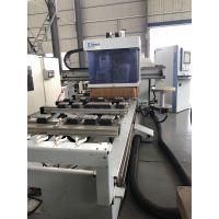 上海森冰出售二手木工机械德国豪迈PTP07M加工中心