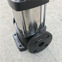 倍拉立式高压泵CDL4-10B不锈钢循环泵2.2kw维修价格