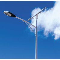 厂家直销福建6米农村锂电池太阳能路灯LED超亮防水全年亮灯