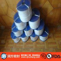 PTFE膨体四氟带含油无油聚四氟乙烯密封带软体长条聚四氟密封带