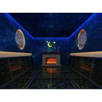 主题影院,星空吊顶,光纤灯吊顶,家庭影院