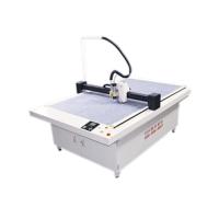宁波润金服装模板PVC切割机
