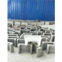水泥预制水槽钢模具操作简单易脱模