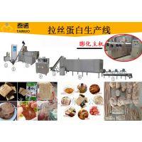 大豆拉丝蛋白生产设备 时产200公斤