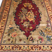 伊朗手工蚕丝地毯/桑蚕丝地毯/真丝地毯