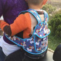 电动车座椅保护防摔带绑带儿童带电瓶车摩托车载小孩宝宝背带