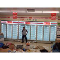 【酒水展示柜】郑州酒水冷藏柜厂家***低报价