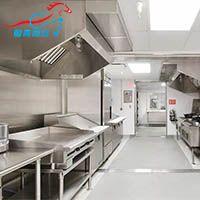 厨房改造_商用厨房改造_餐厅厨房改造就到山西厨具营行