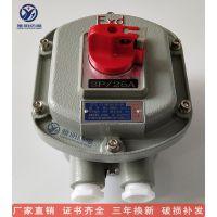 BDZ52-10/3P带漏保防爆断路器型号规格雅明