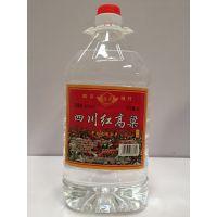 专业供应 四川凰贡牌 四川红高粱 4L*4桶 42度浓香型白酒