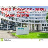 丽水西门子PLC中国分公司总代理商