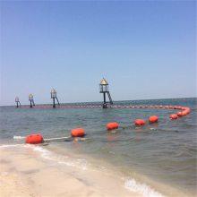 一级水源地规范化使用塑料拦船浮体 警示标志浮球