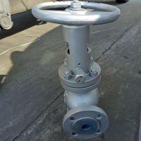 TP41Y-16C 法兰阀体式排污阀 法兰阀体式排污阀截止放空阀 DN150