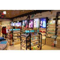 广州美容美妆店化妆品护肤品展柜展示柜厂家 护肤品展柜供应商 护肤品展柜批发市场