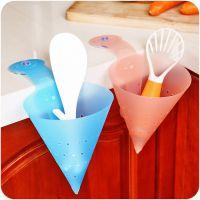 日式带吸盘三角沥水篮diy 漏水篮垃圾篮 创意厨房清洁收纳整理篮