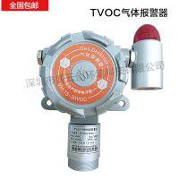 厂家直销工业TVOC报警器防爆挥发物传感器TVOC气体浓度变送器博云创