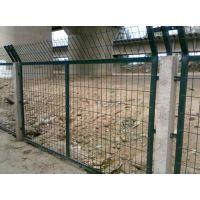 中山铁轨护栏网 深圳防护栅栏现货 防攀爬护栏