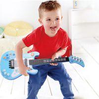 儿童电子吉他玩具 大号多功能贝斯乐器 57CM初学者可弹奏吉他玩具
