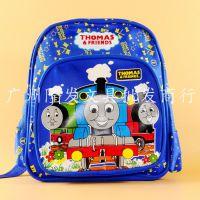 托马斯书包幼儿园男孩双肩包小童小火车儿童旅游背包男童幼童包包