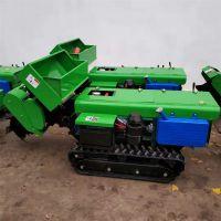 35马力果园履带开沟机 施肥回填小型开沟机 新型施肥农用机械
