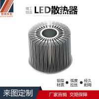 东莞智高铝合金型材LED散热器铝合金型材路灯散热器可氧化多种颜色一体成型