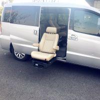 供应信德泰克丰田埃尔法中门老年人残疾人专用旋转升降福祉座椅