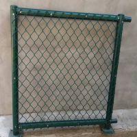 专业生产篮球场围网-墨绿色篮球场围网厂家