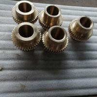 耐磨锌合金锌铝合金蜗轮蜗杆现货直销