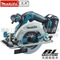 makita牧田电动工具 DHS680 充电式电圆锯 18V手提式木工切割锯