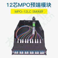 TARLUZ 12芯MPO预端模块含1条进口MPO-12LCSM光纤 TL12CMMPOS