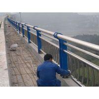 不锈钢复合管桥梁护栏 桥梁景观护栏厂家