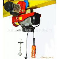 批发微型电动葫芦220V电动葫芦家用小吊机吊葫芦PA400公斤葫芦