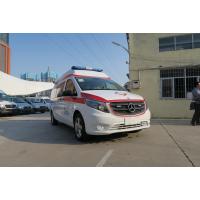 国六奔驰威霆救护车配置