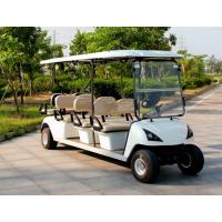 玛西尔8座电动高尔夫球车DG-C6+2 高尔夫球场酒店别墅的短途交通工具