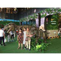 公园恐龙展策划出租 景区仿真恐龙出租出售