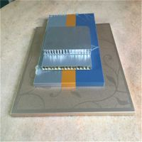 泰州滚涂蜂窝铝板订做 氟碳铝蜂窝板供应厂家