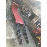 液压折叠爬梯平板运输车价格参数