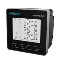 爱博精电经济型多功能电力仪表,防水面板,支持无线通信